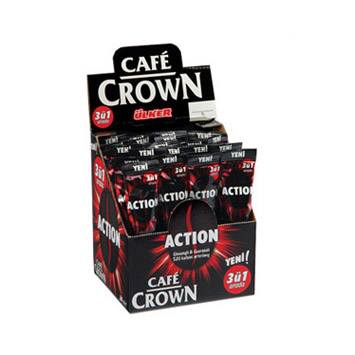 Café Crown 3'ü 1 Arada Action
