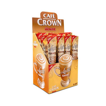 Café Crown Karamel Latte