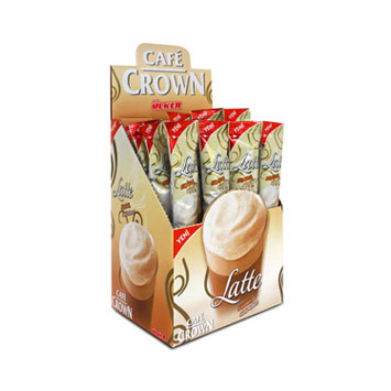 Café Crown Latte