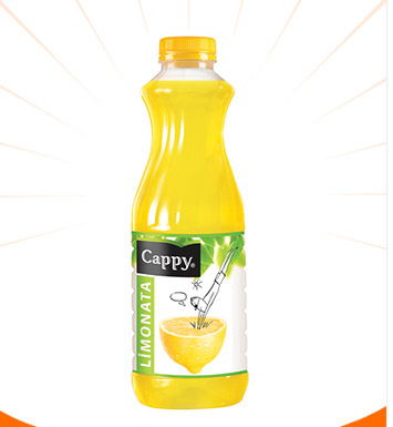 Cappy Limonata 1 Lt