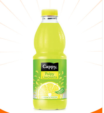 Cappy Pulpy Limonata 1 Lt